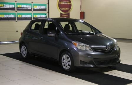 2013 Toyota Yaris LE AUTO A/C GR ELECT BLUETOOTH in Lévis
