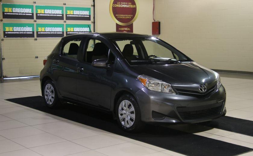 2013 Toyota Yaris LE AUTO A/C GR ELECT BLUETOOTH #0