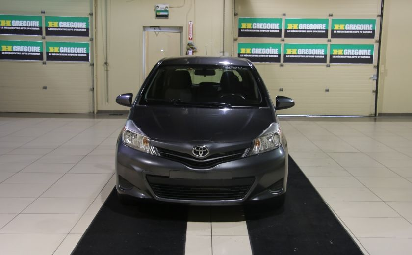 2013 Toyota Yaris LE AUTO A/C GR ELECT BLUETOOTH #1