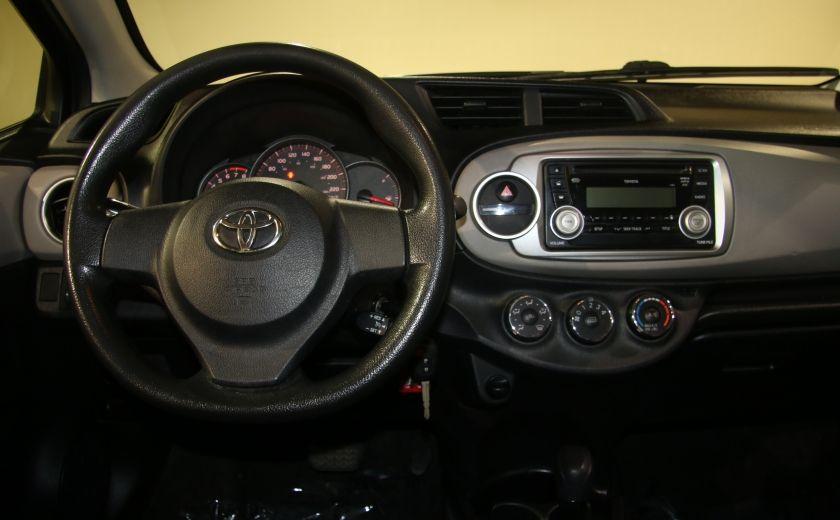 2013 Toyota Yaris LE AUTO A/C GR ELECT BLUETOOTH #9