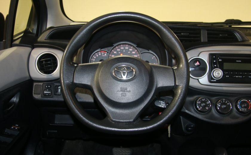 2013 Toyota Yaris LE AUTO A/C GR ELECT BLUETOOTH #10