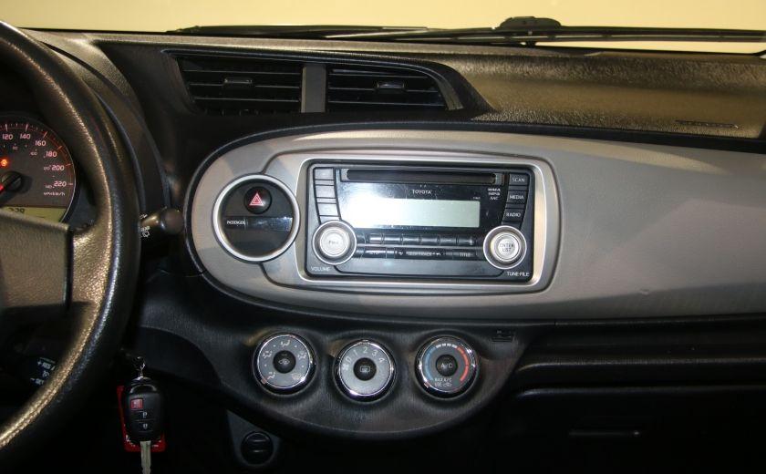 2013 Toyota Yaris LE AUTO A/C GR ELECT BLUETOOTH #11