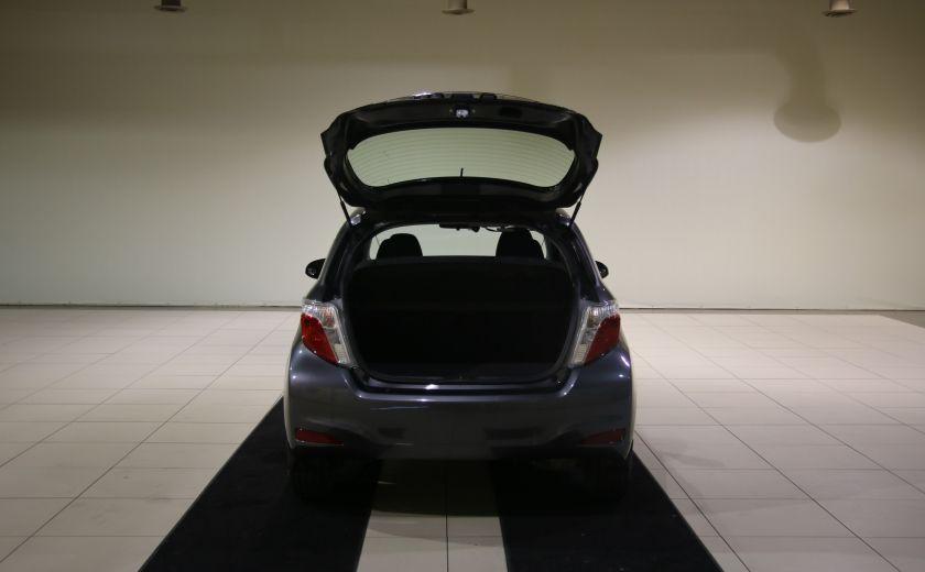 2013 Toyota Yaris LE AUTO A/C GR ELECT BLUETOOTH #21