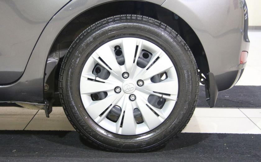 2013 Toyota Yaris LE AUTO A/C GR ELECT BLUETOOTH #25