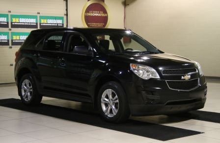 2012 Chevrolet Equinox LS AUTOMATIQUE A/C MAGS BLUETHOOT in Rimouski
