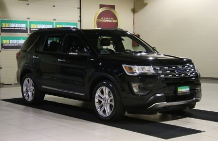2016 Ford Explorer Limited A/C MAGS BLUETHOOT CUIR in Saint-Jérôme