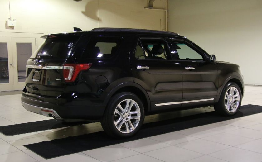2016 Ford Explorer Limited A/C MAGS BLUETHOOT CUIR #6