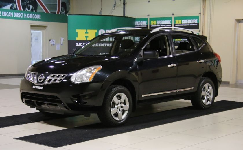 2011 Nissan Rogue S AWD AUTO A/C GR ELECT BLUETOOTH #2