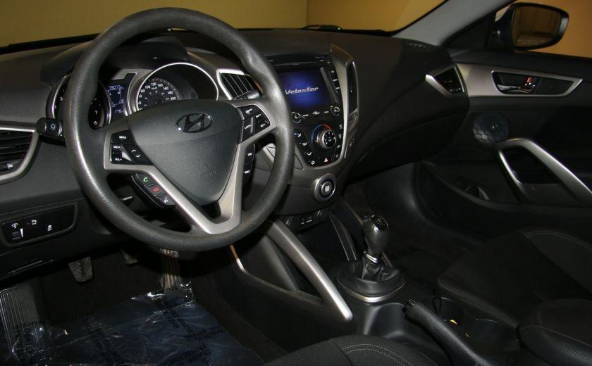 2013 Hyundai Veloster  A/C GR. ELECT #6