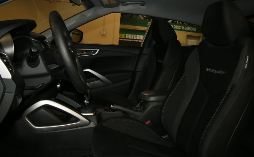2013 Hyundai Veloster  A/C GR. ELECT #7