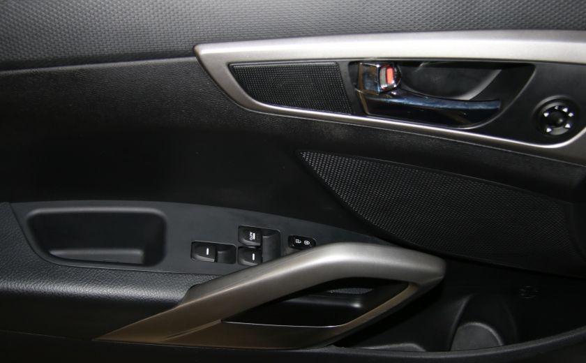 2013 Hyundai Veloster  A/C GR. ELECT #8