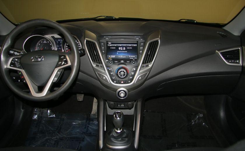 2013 Hyundai Veloster  A/C GR. ELECT #9