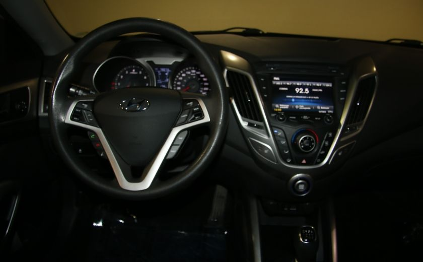 2013 Hyundai Veloster  A/C GR. ELECT #10