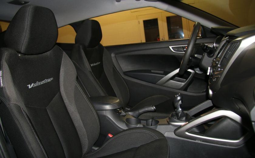 2013 Hyundai Veloster  A/C GR. ELECT #18