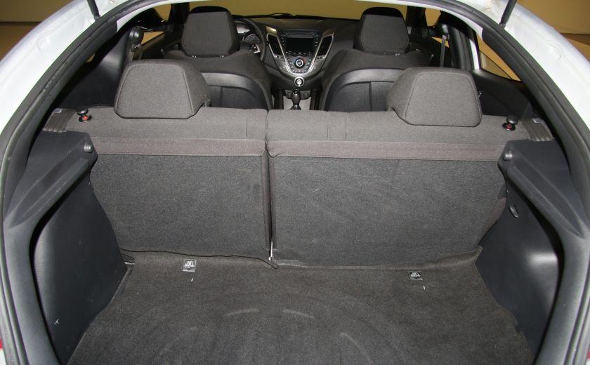 2013 Hyundai Veloster  A/C GR. ELECT #23