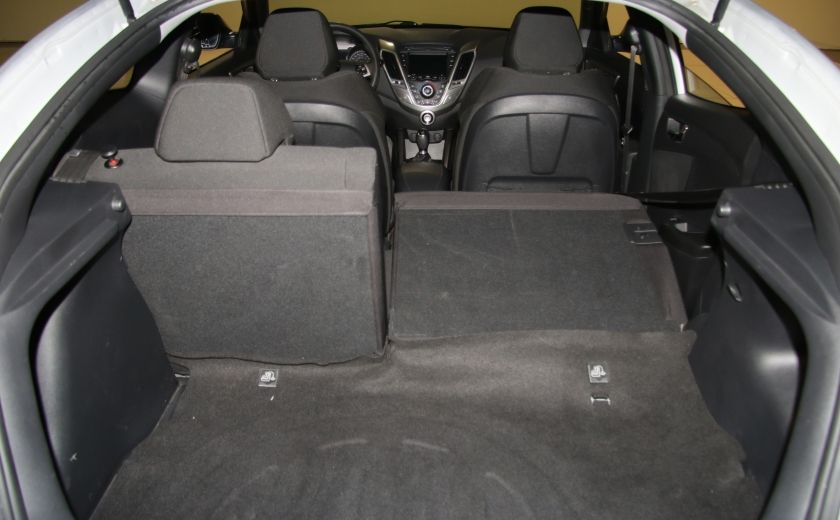 2013 Hyundai Veloster  A/C GR. ELECT #24