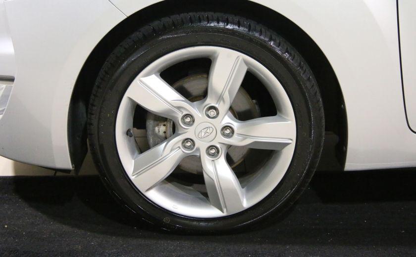 2013 Hyundai Veloster  A/C GR. ELECT #25