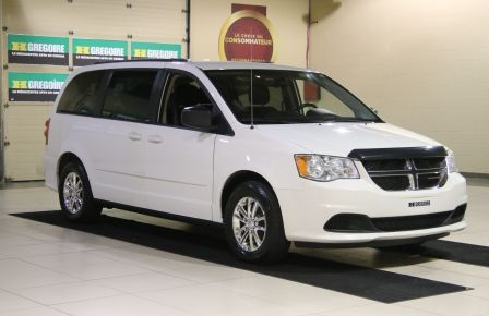 2013 Dodge GR Caravan SE STOW AND GO DOUBLE A/C MAGS in Carignan