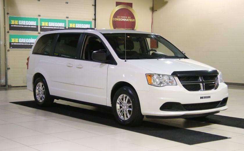 2013 Dodge GR Caravan SE STOW AND GO DOUBLE A/C MAGS #0