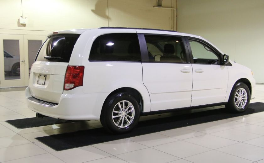 2013 Dodge GR Caravan SE STOW AND GO DOUBLE A/C MAGS #4