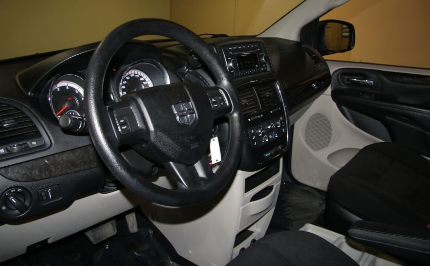 2013 Dodge GR Caravan SE STOW AND GO DOUBLE A/C MAGS #6