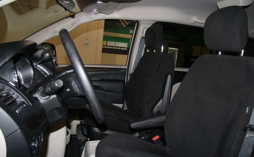 2013 Dodge GR Caravan SE STOW AND GO DOUBLE A/C MAGS #7