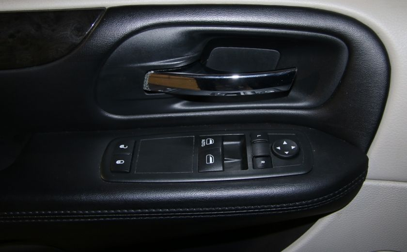 2013 Dodge GR Caravan SE STOW AND GO DOUBLE A/C MAGS #8