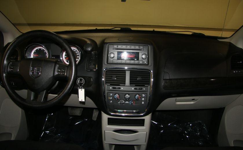 2013 Dodge GR Caravan SE STOW AND GO DOUBLE A/C MAGS #9