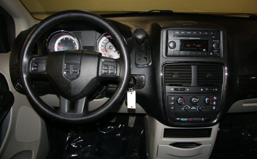 2013 Dodge GR Caravan SE STOW AND GO DOUBLE A/C MAGS #10