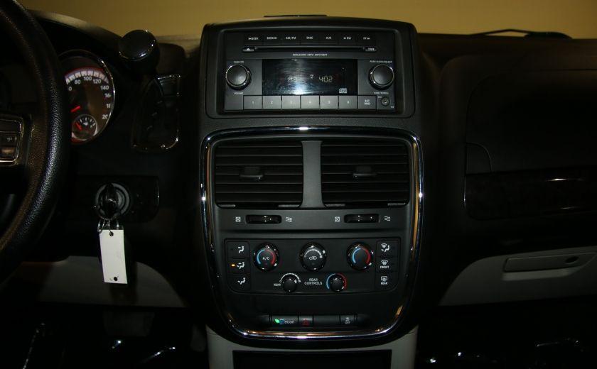 2013 Dodge GR Caravan SE STOW AND GO DOUBLE A/C MAGS #12