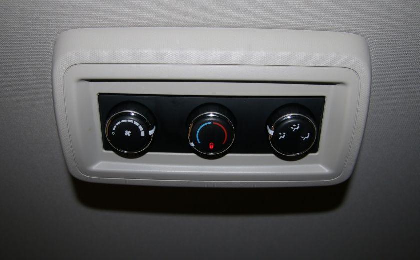 2013 Dodge GR Caravan SE STOW AND GO DOUBLE A/C MAGS #13
