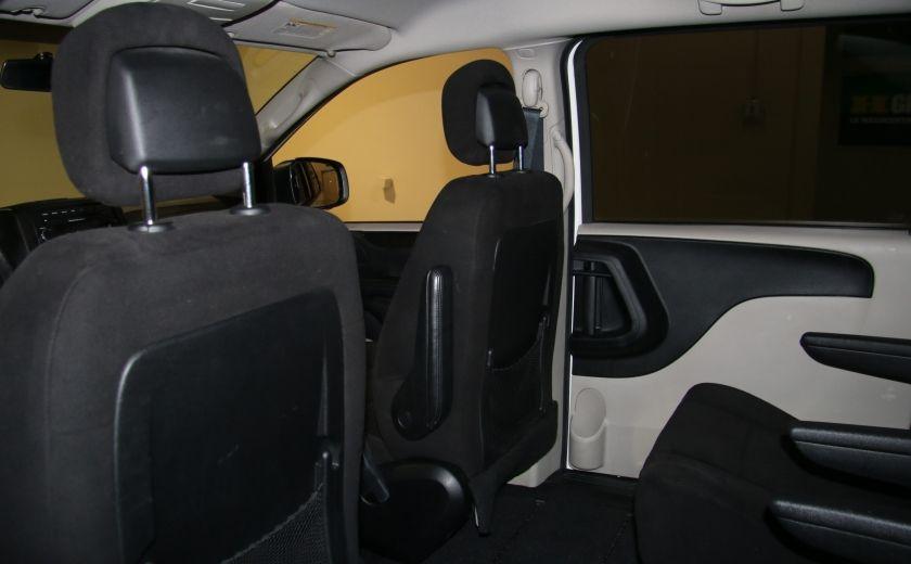 2013 Dodge GR Caravan SE STOW AND GO DOUBLE A/C MAGS #15