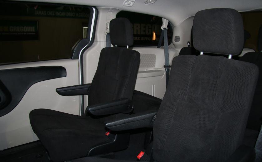 2013 Dodge GR Caravan SE STOW AND GO DOUBLE A/C MAGS #16