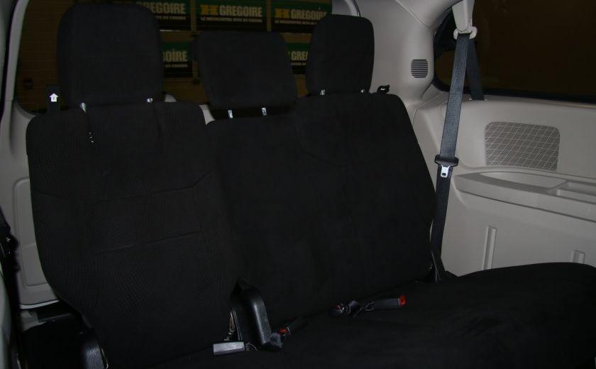 2013 Dodge GR Caravan SE STOW AND GO DOUBLE A/C MAGS #19