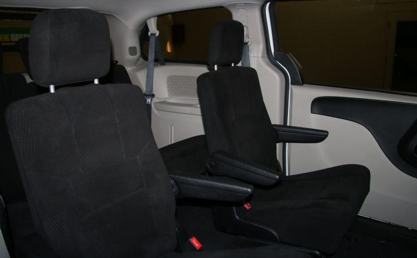 2013 Dodge GR Caravan SE STOW AND GO DOUBLE A/C MAGS #21