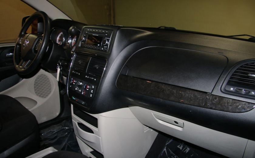2013 Dodge GR Caravan SE STOW AND GO DOUBLE A/C MAGS #22