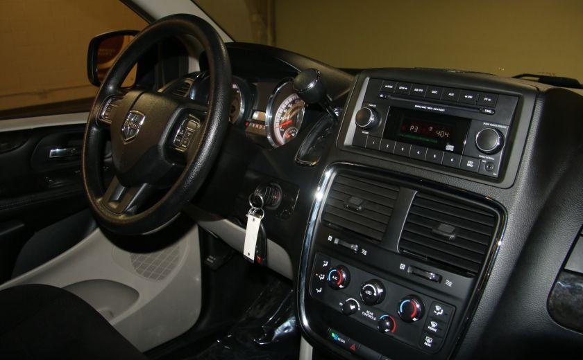 2013 Dodge GR Caravan SE STOW AND GO DOUBLE A/C MAGS #23