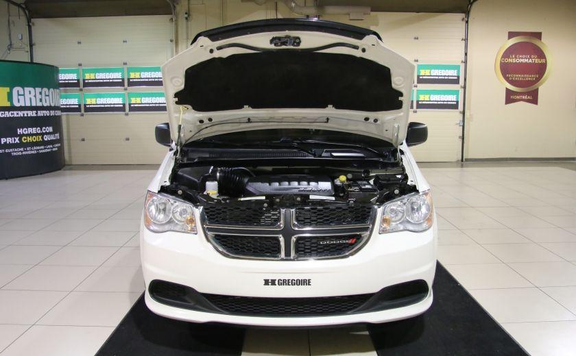 2013 Dodge GR Caravan SE STOW AND GO DOUBLE A/C MAGS #27