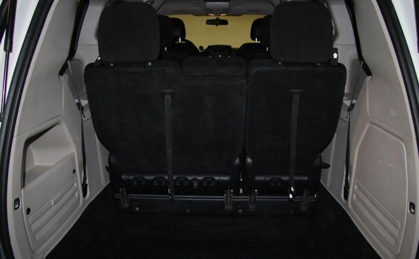 2013 Dodge GR Caravan SE STOW AND GO DOUBLE A/C MAGS #28