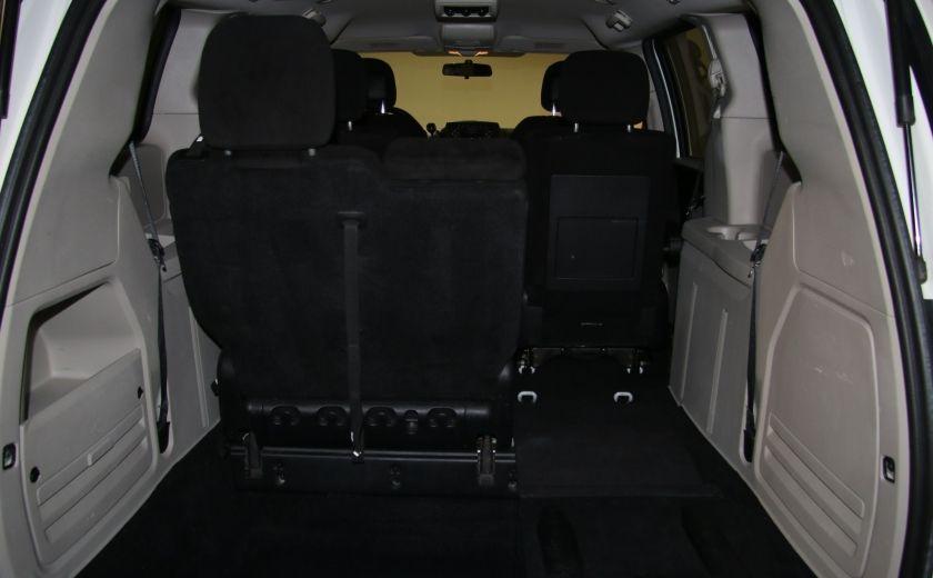 2013 Dodge GR Caravan SE STOW AND GO DOUBLE A/C MAGS #29