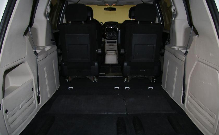 2013 Dodge GR Caravan SE STOW AND GO DOUBLE A/C MAGS #30