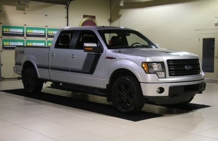 2014 Ford F150 FX4 4WD AUTO A/C CUIR MAGS BLUETOOTH à