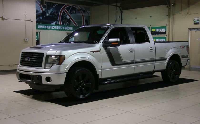 2014 Ford F150 FX4 4WD AUTO A/C CUIR MAGS BLUETOOTH #2
