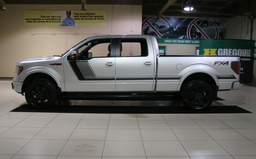 2014 Ford F150 FX4 4WD AUTO A/C CUIR MAGS BLUETOOTH #3