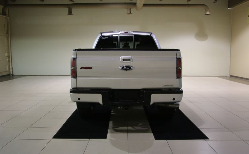 2014 Ford F150 FX4 4WD AUTO A/C CUIR MAGS BLUETOOTH #5
