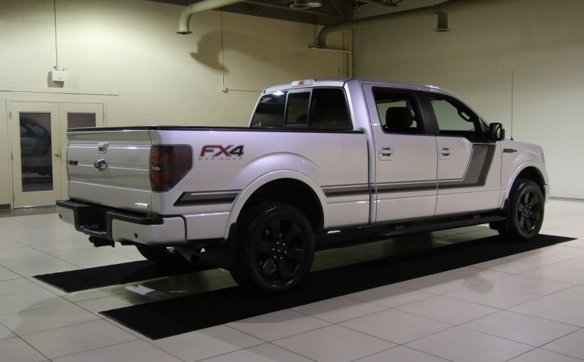 2014 Ford F150 FX4 4WD AUTO A/C CUIR MAGS BLUETOOTH #6