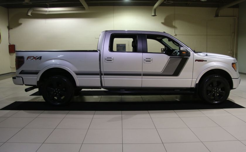 2014 Ford F150 FX4 4WD AUTO A/C CUIR MAGS BLUETOOTH #7
