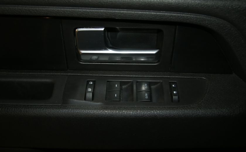 2014 Ford F150 FX4 4WD AUTO A/C CUIR MAGS BLUETOOTH #10