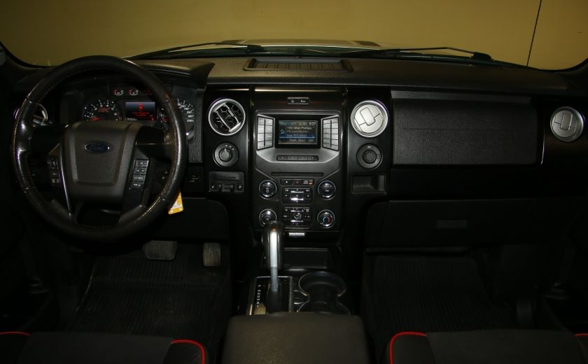 2014 Ford F150 FX4 4WD AUTO A/C CUIR MAGS BLUETOOTH #12