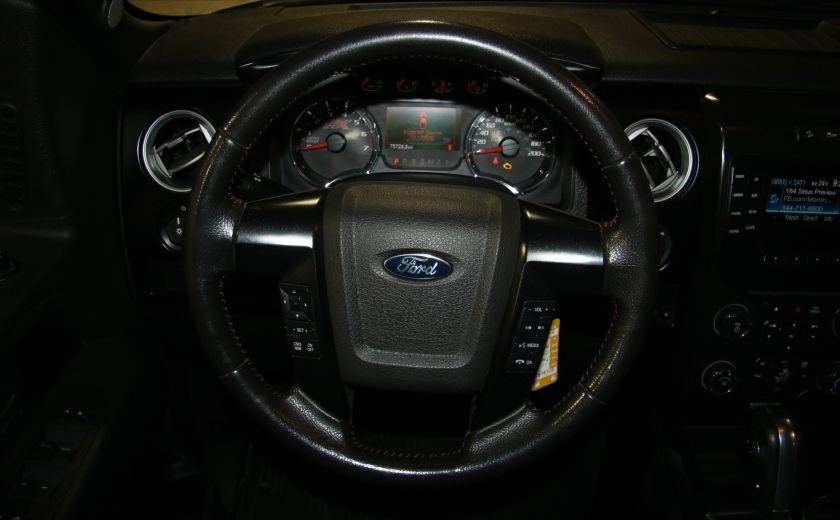 2014 Ford F150 FX4 4WD AUTO A/C CUIR MAGS BLUETOOTH #14